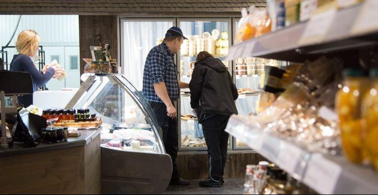 Martin Bergmans Fisk & Vilhelmina Gårdsbutik