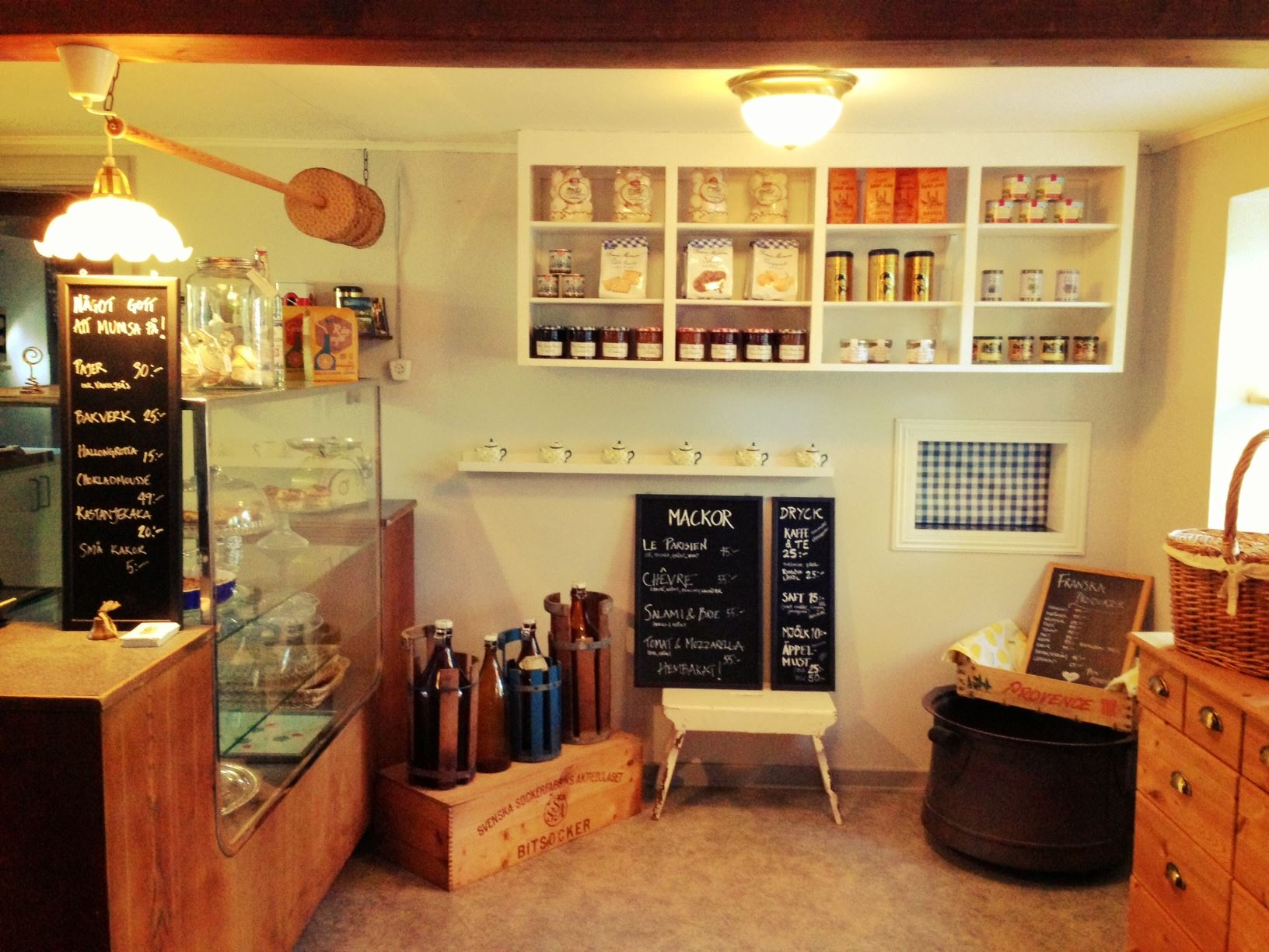© Café Madame Blå, Café Madame Blå