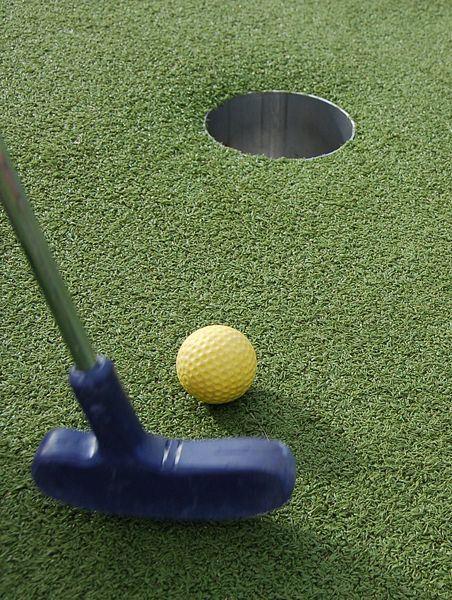 Smedstorp Miniature golf course