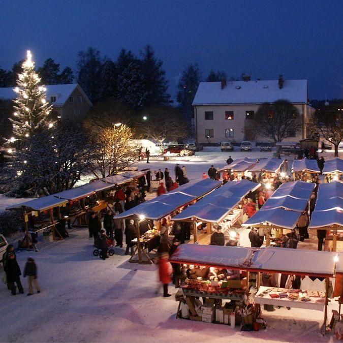 "Christmas Fair ""Kajsa kavat"" in Ramsele (copy)"