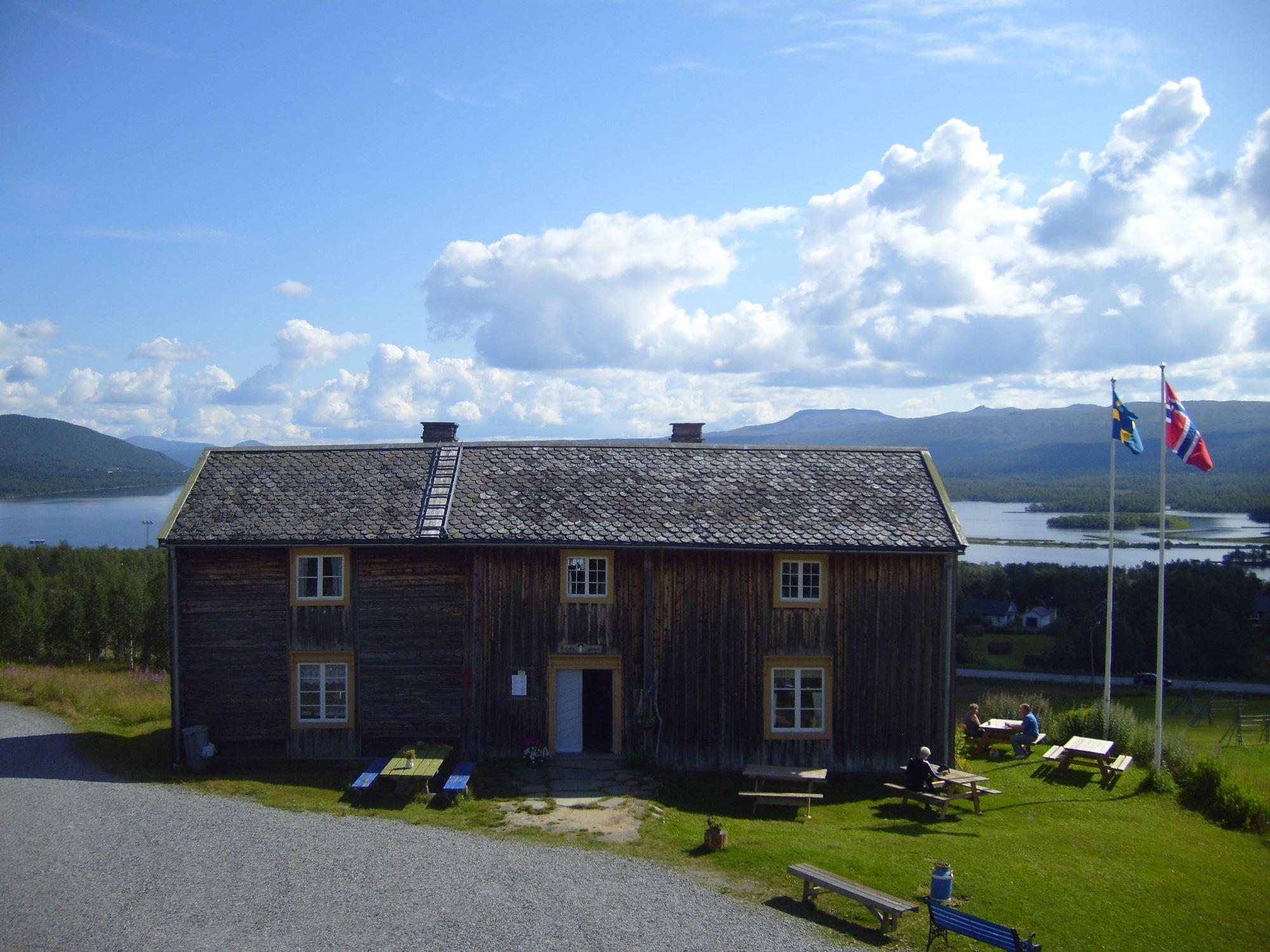 Fjällmålet - Norgefarargården