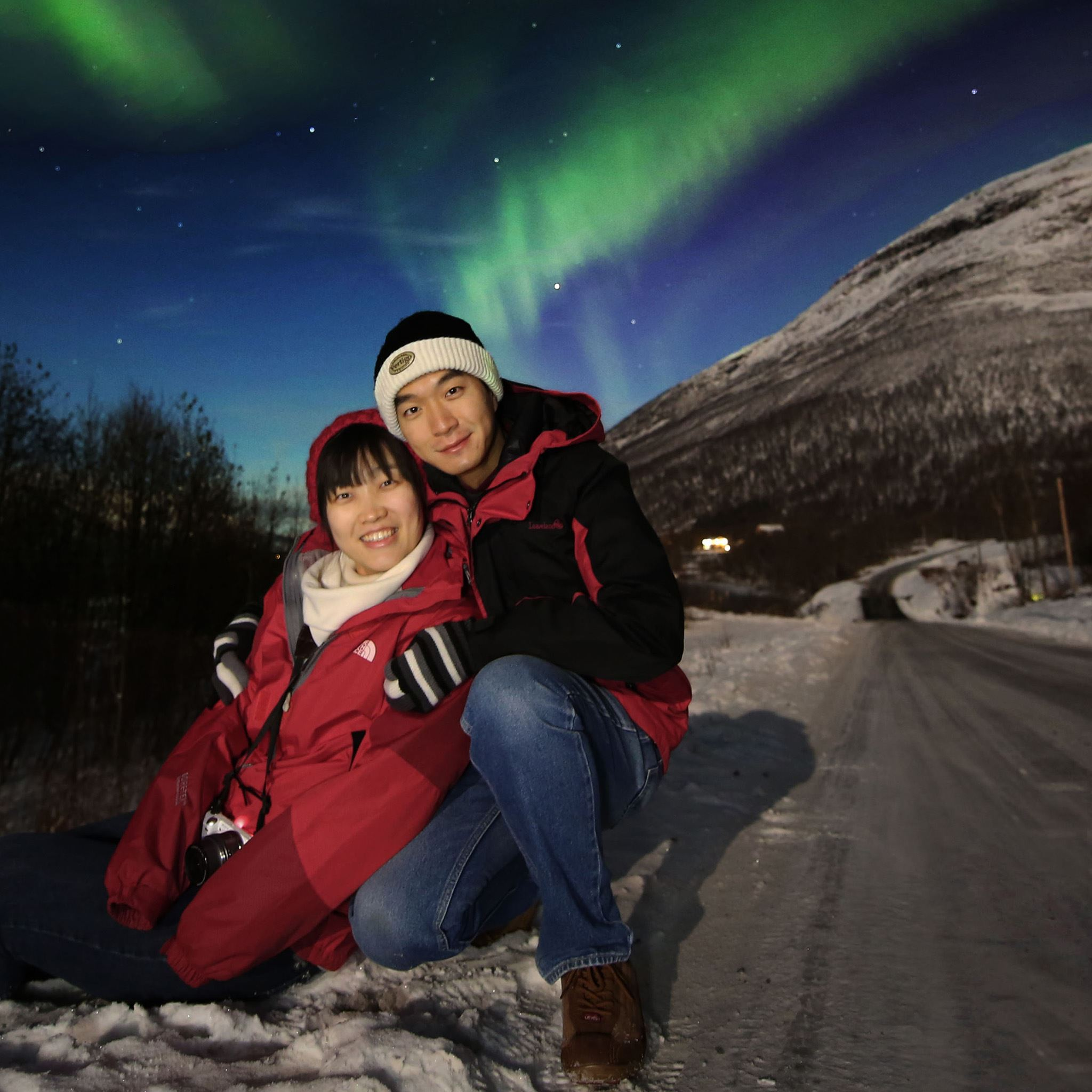 Aurora Top Comfort –Private Tour - NorthernShots Tours