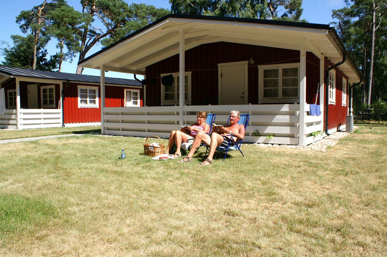 First Camp Tylösand/Stugor