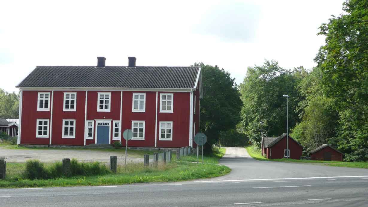 © Småland check-in, The parish hall in Urshult