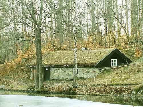 © Småland check-in, Dalgångsstugan