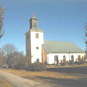 © Småland check-in, Kyrkan i Ryd