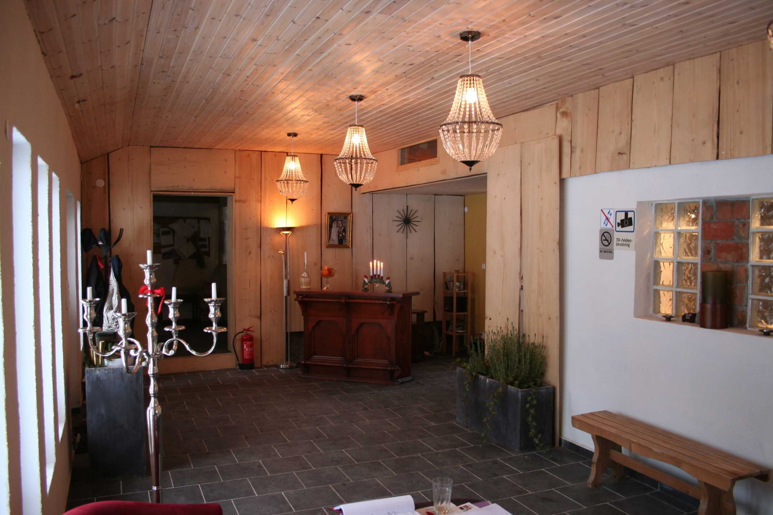 wellrest.se, Wellrest Floatingcenter - Reception