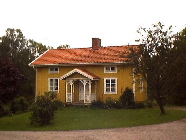 Hus i Pålskog - Smedjegården