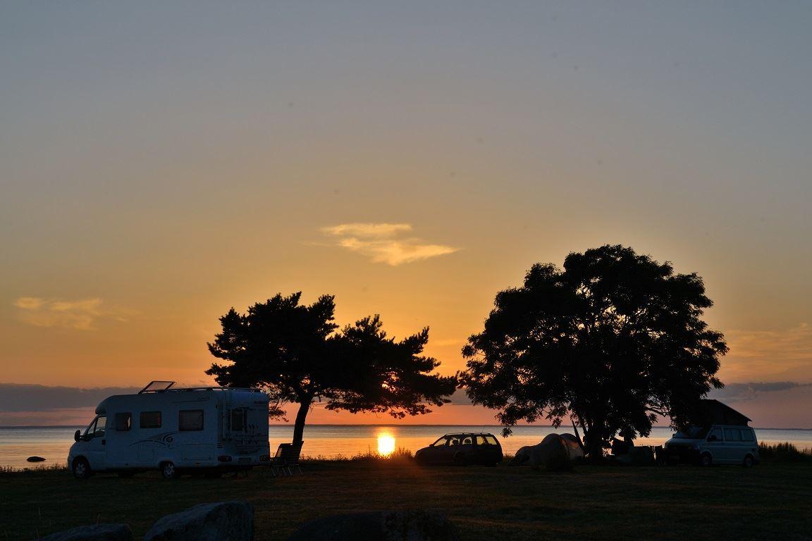 Sandviks Camping / Camping