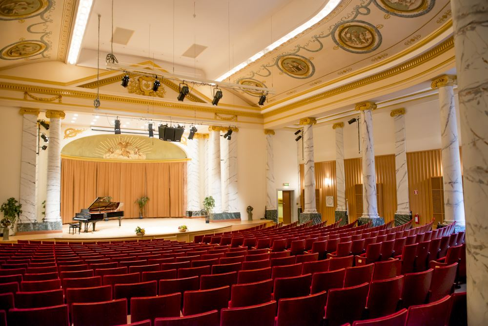 Cassels konserthus