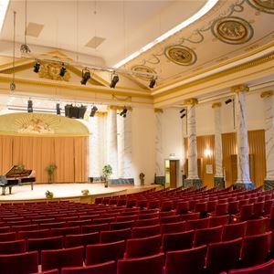 Cassels konserthus Grängesberg