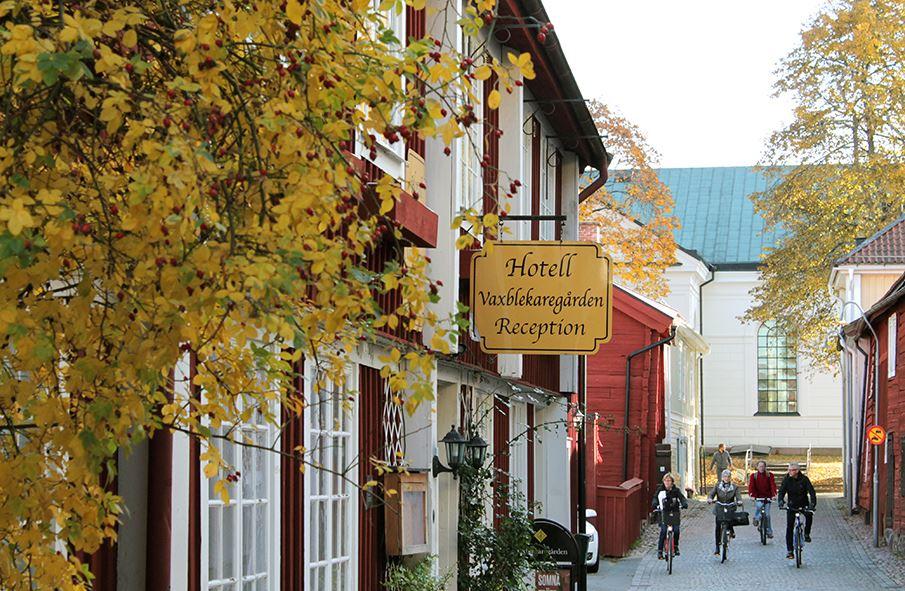 Åsa Johansson,  © Eksjö turistbyrå, Hotell Gamla stan Vaxblekaregården
