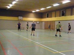 Stiftsgården Tallnäs, Sporthallen