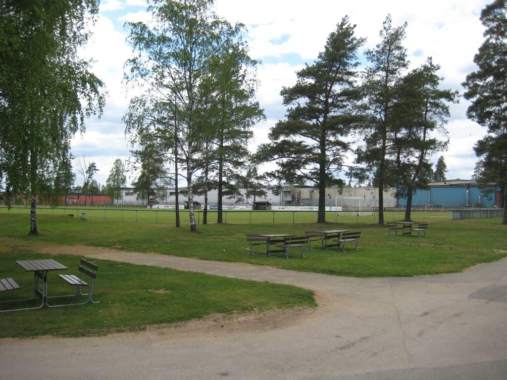 Vaggeryds kommun, Vaggeryds idrottsplats