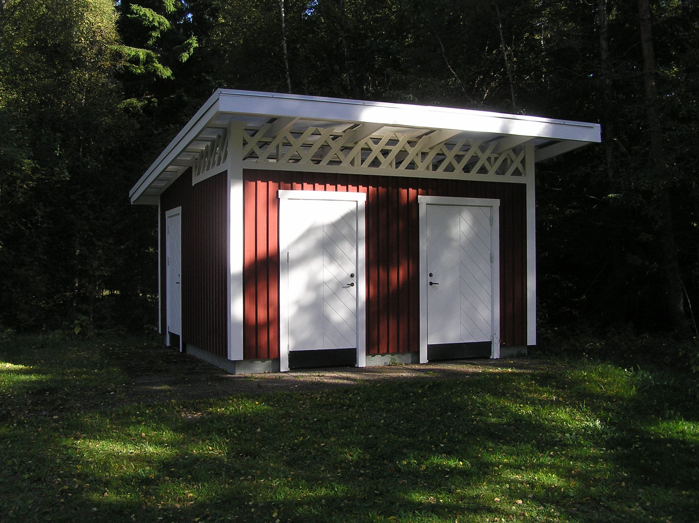 Vaggeryds kommun, Toaletter, 1 handikappsanpassad