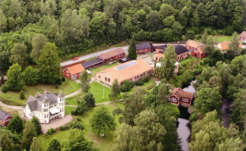 Ebbamåla Bruk - Industrial Museum