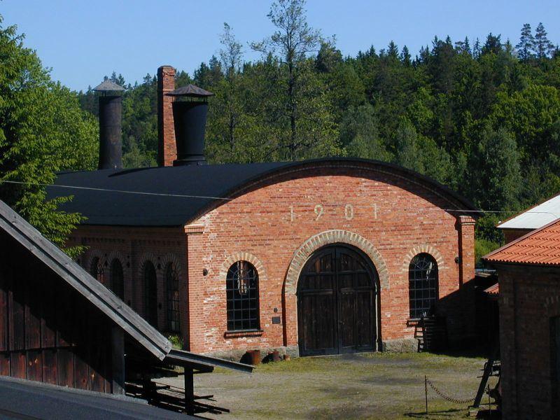© Ebbamåla Bruk, Ebbamåla Bruk - Industrial Museum