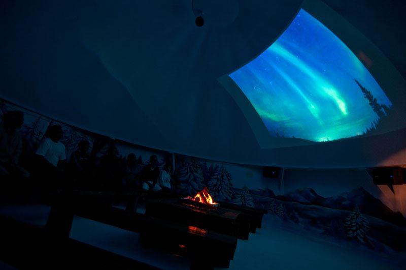 dynamedia.se, Björngrottan - Bear Cave