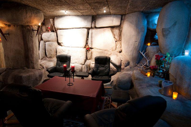 Björngrottan - Bear Cave