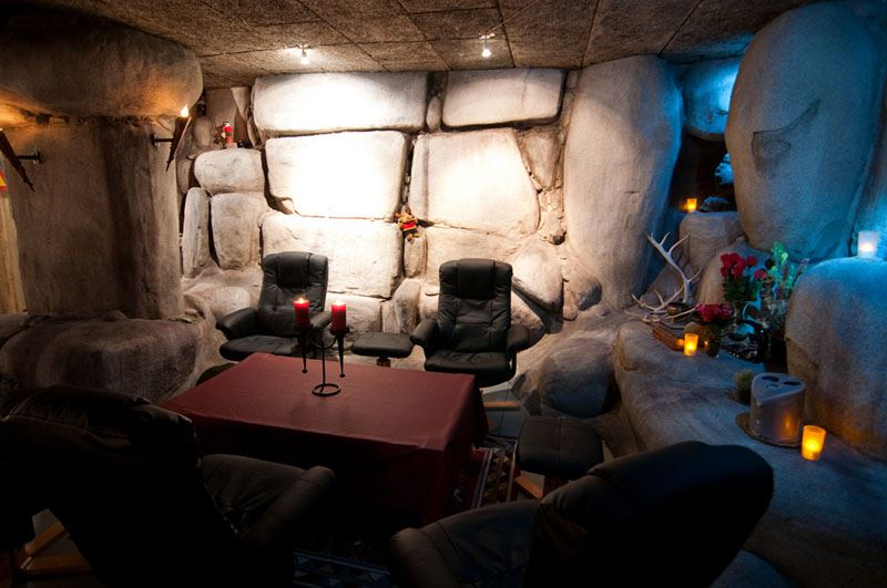 dynameda.se, Björngrottan - Bear Cave