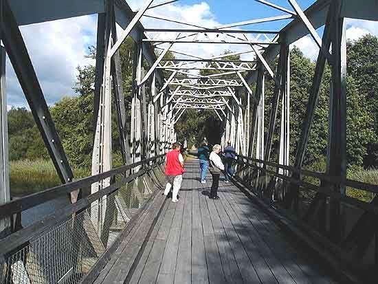 Järnvägsbroarna över Mörrumsån