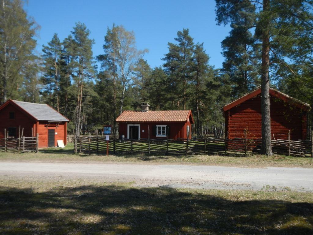 Vaggeryds kommun, Västra lägret - Lillemo Soldattorp