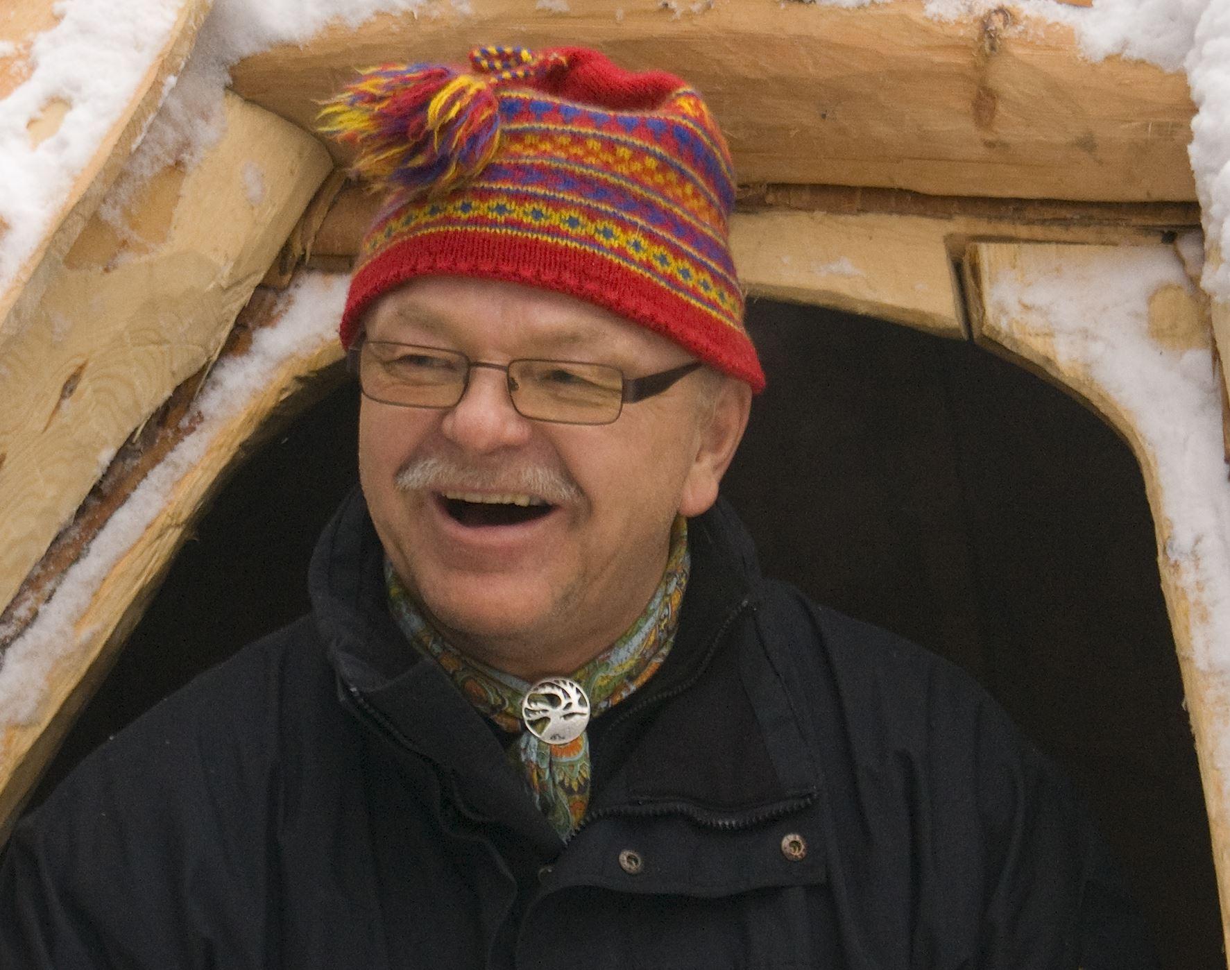 Anders Björkman,  © Anders Björkman, Samiska veckan