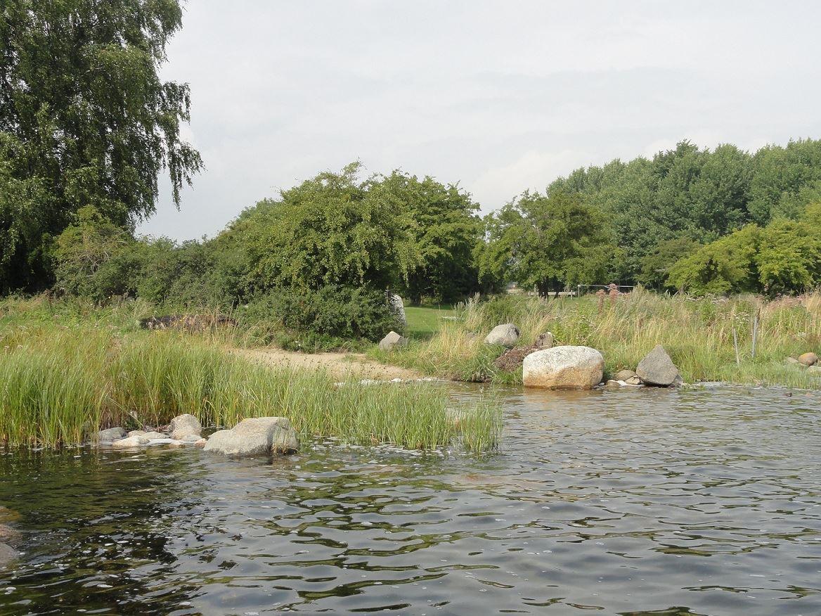Emilia Lindberg, Tomsabo badplats