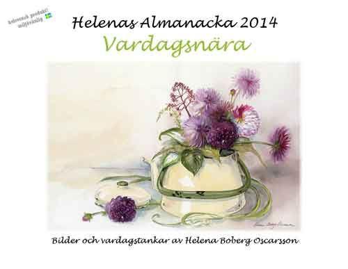 Helena Boberg Oscarsson, Almanacka