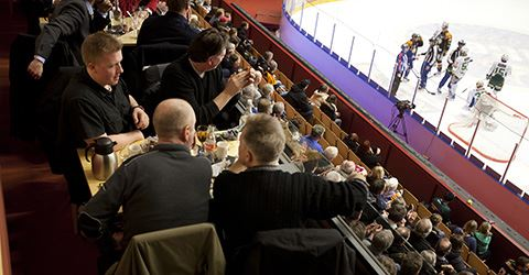 Restaurang Gavlerinken Arena