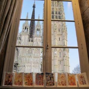 Atelier de Peinture - Peignez la Cathédrale à la façon de Claude Monet