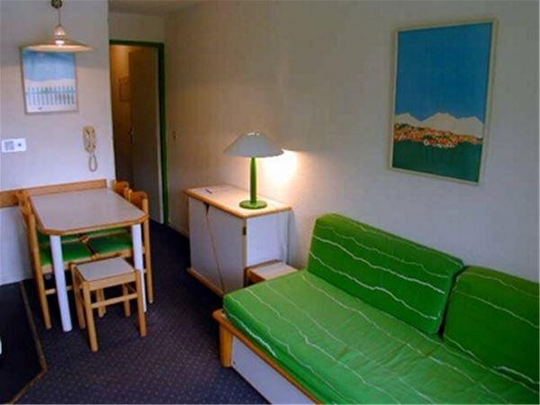 Lägenhet för 4 personer med 2 rum på Cedrat