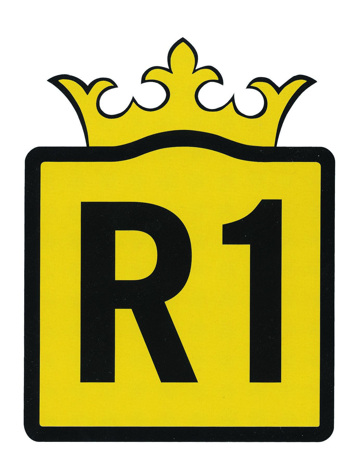Gamla Riksettan - R1