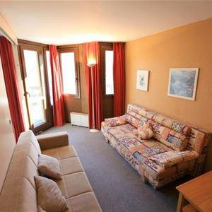 Lägenhet för upp till 4 personer med 2 rum på Pas Du Lac - Avoriaz