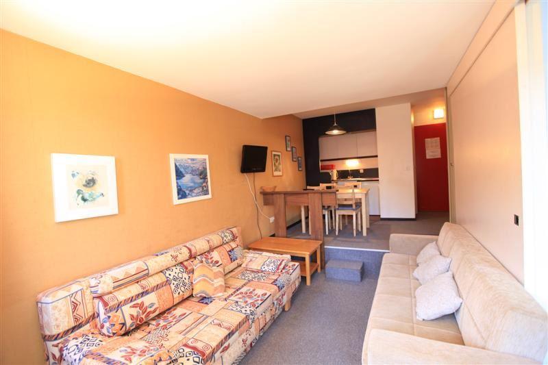 Leilighet for opp til 4 personer med 2 rom på Pas Du Lac - Avoriaz