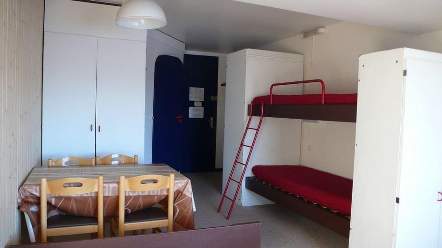 Lägenhet för 4 personer med 1 rum på Snow