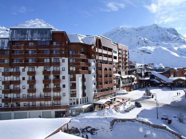 Lägenhet för upp till 2 personer med 1 rum på Altineige - Val Thorens
