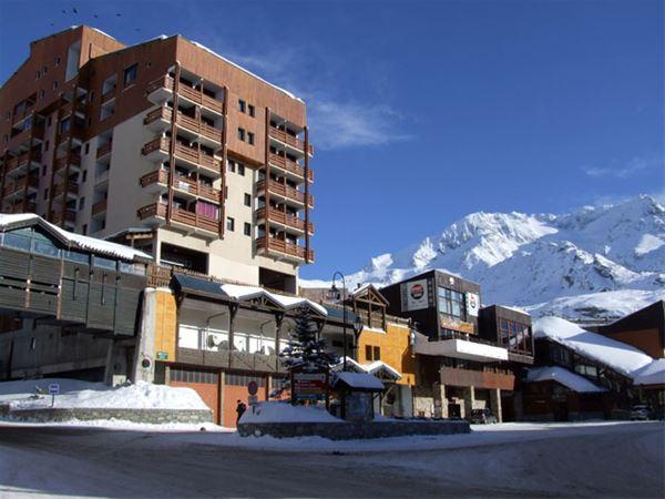 Lägenhet för upp till 2 personer med 1 rum på Arcelle - Val Thorens