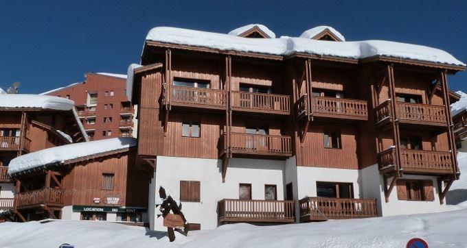 Leilighet for opp til 8 personer med 5 rom på Chalet Selaou Montagnettes - Val Thorens