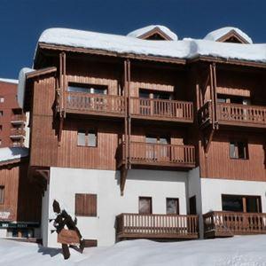 Leilighet for opp til 10 personer med 6 rom på Chalet Selaou Montagnettes - Val Thorens
