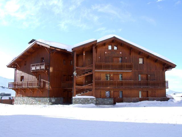 Lägenhet för upp til 6 personer med 3 rum på Cristallo - Val Thorens