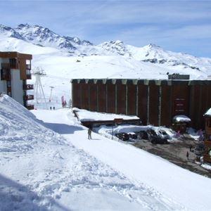 Castillo Val Thorens