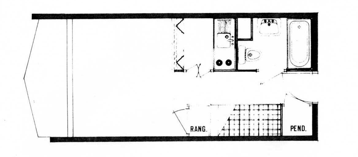 Leilighet for opp til 3 personer med 1 rom på Dome de Polset - Val Thorens