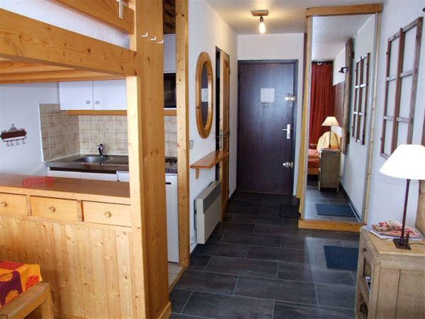 Lägenhet för upp till 2 personer med 1 rum på Dome de Polset - Val Thorens