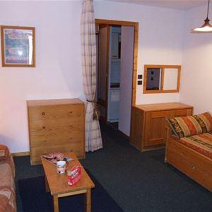 Leilighet for opp til 4 personer med 2 rom på Eskival - Val Thorens