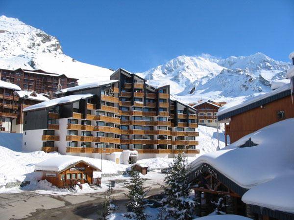 Lägenhet för upp till 6 personer med 2 rum på Eterlous  - Val Thorens