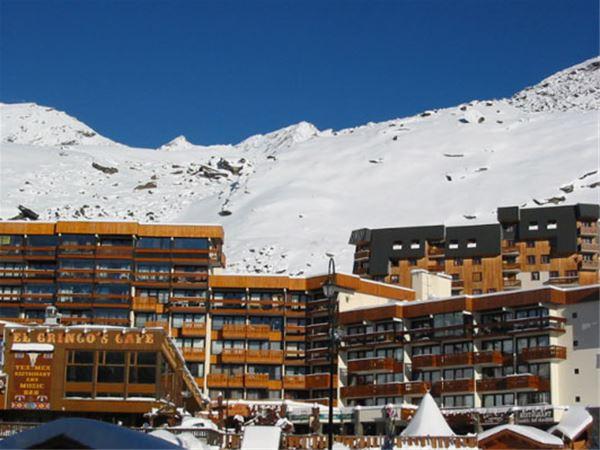 Glaciers Val Thorens