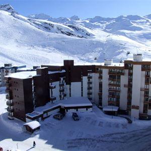 Lägenhet för upp till 3 personer med 1 rum på Hauts De Chaviere - Val Thorens