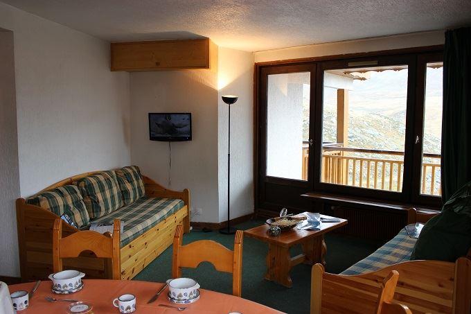 Lägenhet för upp till 6 personer med 3 rum på Hauts De Chaviere - Val Thorens