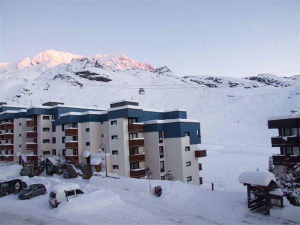 Leilighet for opp til 6 personer med 3 rom på Hauts De Chaviere - Val Thorens